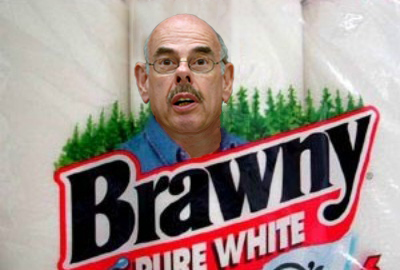 Post image for Rep. Henry Waxman's Silly Sideshow