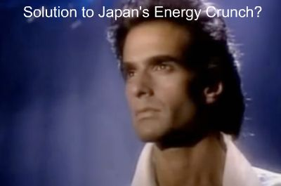 Post image for WaPo: Japan Will Replace Nuclear Power with Magic