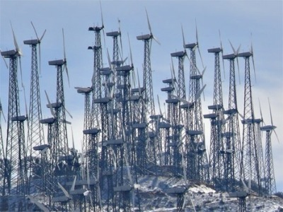 Post image for Global Warming: Good for Bad, Bad for Good — Except (Surprise!) Wind Energy