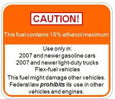 Post image for EPA Continues the E15 Push