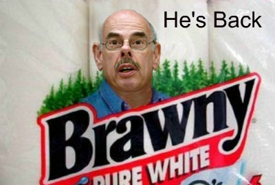 Post image for Rep. Henry Waxman (D-Beverly Hills): Back to Form