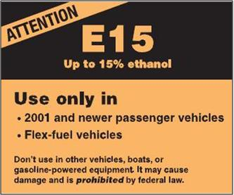 Post image for Ethanol Policy Updates: E15 and Tax Credits