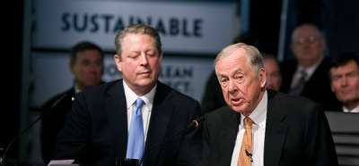 Post image for T. Boone Pickens Still Wants Subsidies