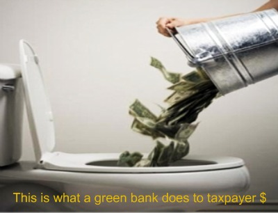 Post image for The Case against the Clean Energy Deployment Administration, a.k.a. the Green Bank
