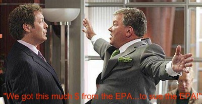 Post image for EPA Gives Millions to Green Groups That Sue It; Massive Funding Advantage for Enviro Groups and Green Welfare
