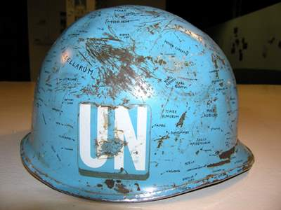 Post image for Climate Change Mission Creep: Will the UN Security Council Establish a 'Green Helmets' Peacekeeping Force?