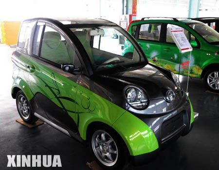 Post image for How Many Hybrid Cars Were Sold Last Year in that Awakening Green Giant, China?
