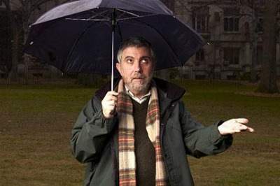 Post image for Is Paul Krugman Missing in Action Today?