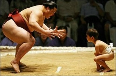 Post image for A Battle of David and Goliath Proportions