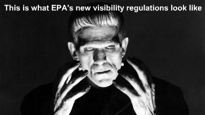 Post image for Update on Fight against EPA's Regional Haze Power Grab