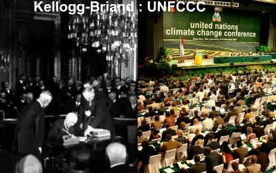 Post image for Global Government: The Third Ring in the Climate Change Circus