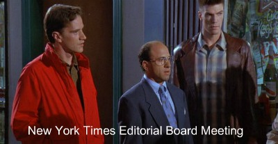 Post image for New York Times Green Jobs Editorial Written in Bizarro World