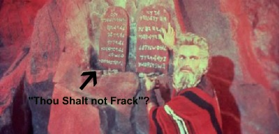 Post image for Where Would Jesus Frack?
