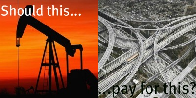 Post image for Strange Bedfellows Coalition Urges Congress To Drop Drilling for Roads