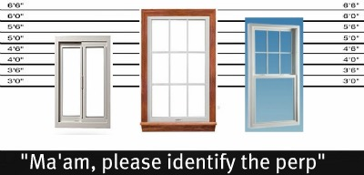 Post image for Energy Efficient Windows: Guilty of First Degree Melting
