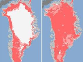 Post image for The Greenland Ice Melt: Should We Be Alarmed?