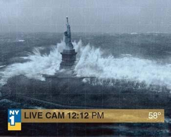 Post image for Hurricane Sandy and Global Warming