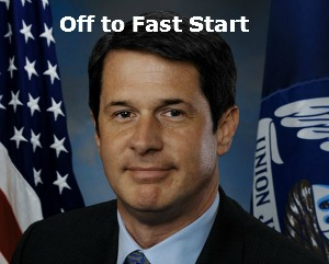 Post image for Sen. Vitter Hits the Ground Running