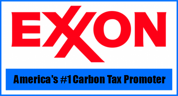 Post image for Exxon Mobil's Carbon Tax Follies