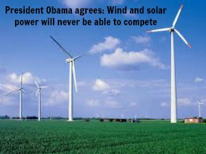 Post image for President Obama's Budget Proposes to Make Wind and Solar Subsidies Permanent