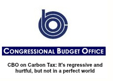 Post image for CBO Kinda Likes Carbon Tax