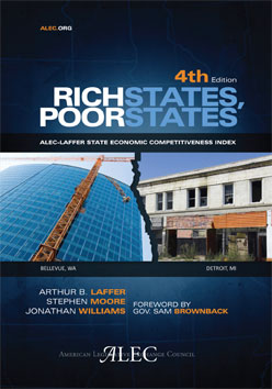Post image for Q. What Do Rich States Have in Common?