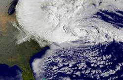 Post image for Study: Warming Will Shift Tracks of Future Sandy-Like Tropical Storms Away from U.S. Northeast