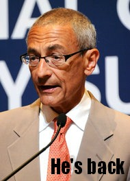 Post image for Obama Names John Podesta as Counselor, Will Focus on Energy and Climate
