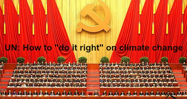"Post image for UN's Top Climate Diplomat: Communism Is Key to ""Doing It Right"" on Global Warming"