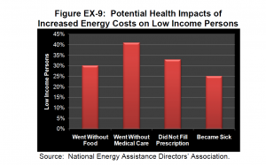 Potential Health Impacts of Increased Energy Costs on Low Income Households ACCE report Jan 2014