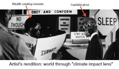 "Post image for Greens' ""Climate Impact Lens"" an Even Worse Catchphrase Than ""All of the Above"" [updated 1.18.2014]"