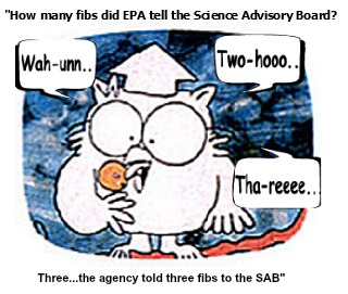 Post image for EPA Bamboozles Science Advisory Board on Carbon Pollution Standard [Updated 1.23.2014]