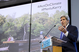 Post image for Who's the Real Flat-Earther? McKnider and Christy Respond to Secy. Kerry
