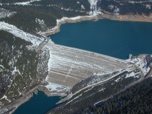 Mica Dam (1,740 MW) British Columbia