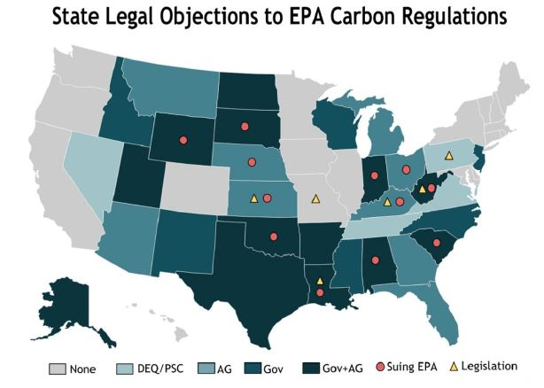 Post image for Clean Power Plan Litigation: Thoughts on Ripeness and Standing