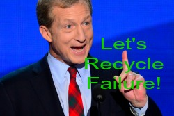 Post image for Tom Steyer's Windfall Profits Tax: Recyling Junk Policy