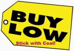 Post image for IER Study: Existing Coal Much Less Costly than New Gas, Wind