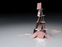 Post image for Obama's Greenhouse of Cards: Doomed to Collapse or Too Big to Fail?